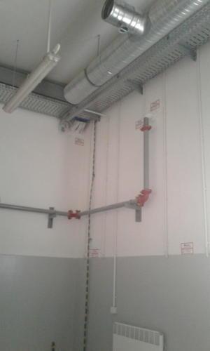 Dzięki wieloletniej współpracy z Mercor S.A. wiemy jak zabezpieczyć budynek przed ogniem